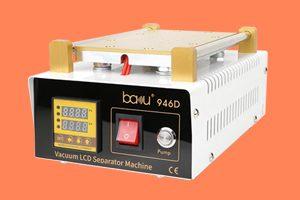 LCD Screen Vacuum Seperator