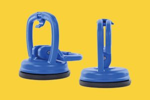 Zuignap 'Heavy Duty Suction 2pack Cups'