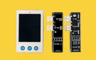Photosensitive Data Programmer Mobileparts