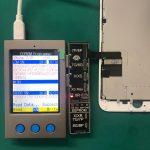 Kopiëren oude gegevens naar nieuwe LCD met Photosensitive Data Programmer