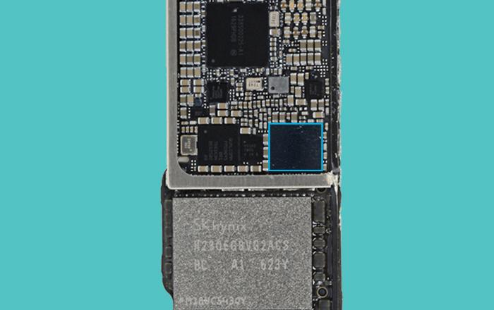 IC van iPhone 7