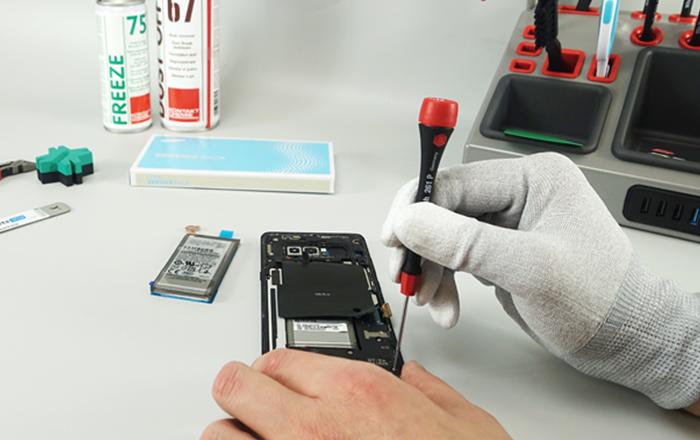 Batterij Samsung S7 en S7 Edge vervangen