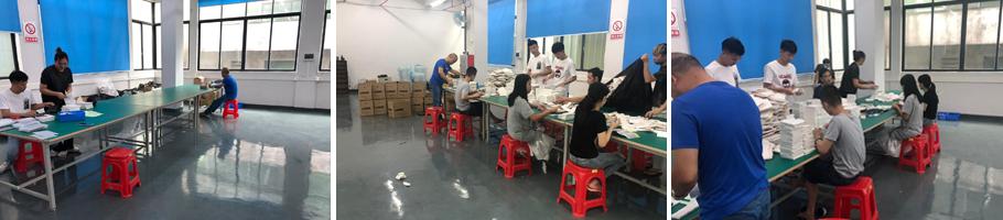 Productie acculeverancier in Guangzhou