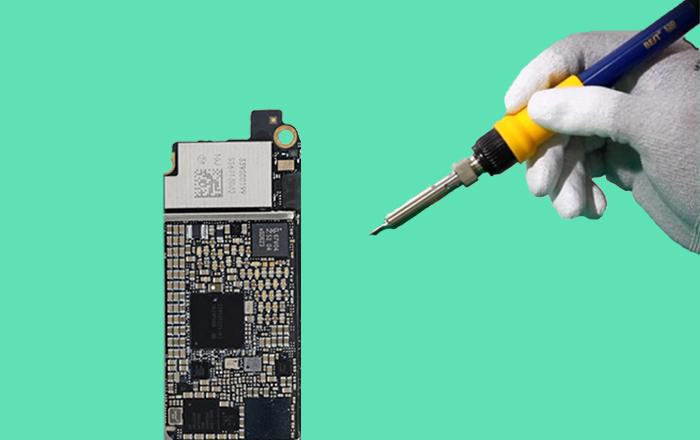 Micro solderen