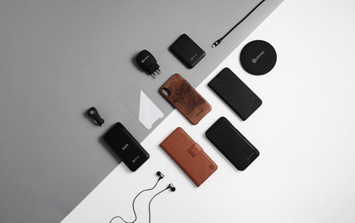 smartphone accessoires promiz, impact en minim