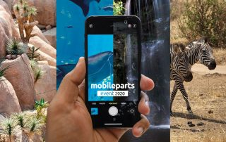 Mobileparts Event 2020 Burgers' Zoo Arnhem 9 februari