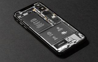 Li Ion Tech Battery Smartphone
