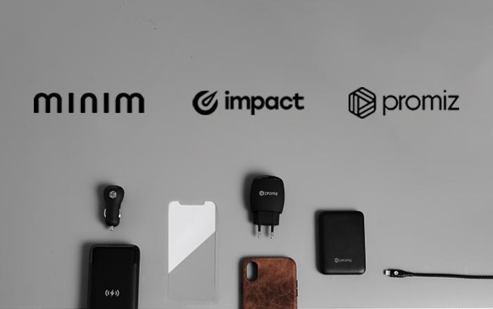 Minim Promiz Impact accessories