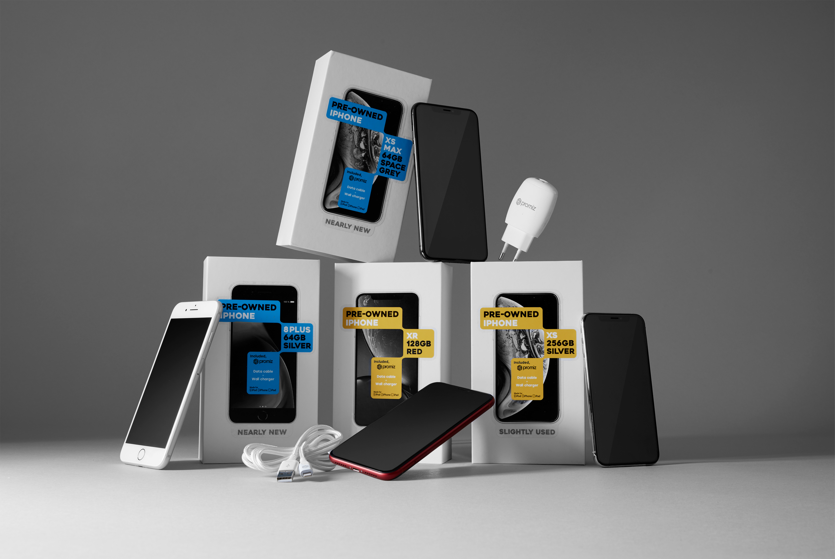 Pre-owned devices from Apple mobileparts.shop
